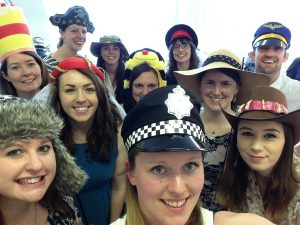 Wear a Hat Day 2015
